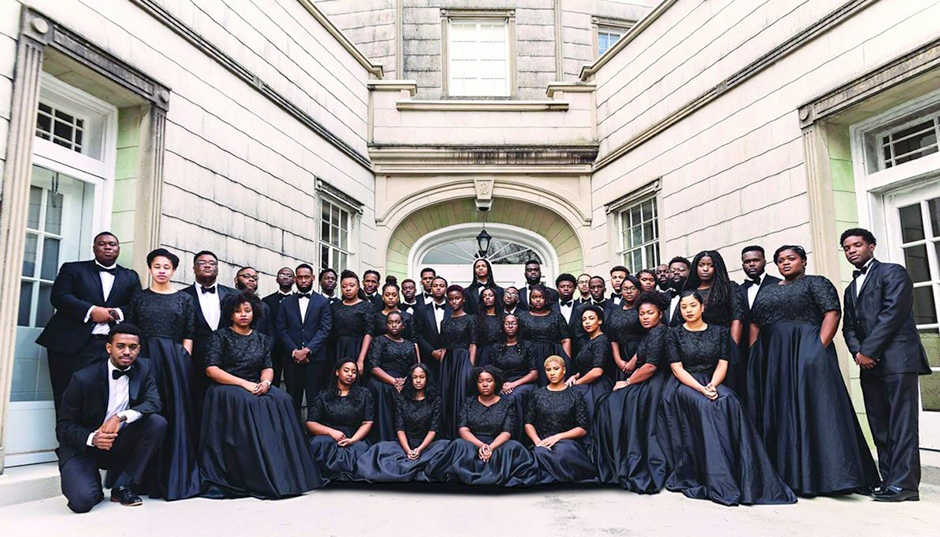 """Special guests for this year's """"Witness"""" concert at Orchestra Hall will be the Aeolians, the world-renowned choir from Oakwood University in Huntsville, Alabama."""