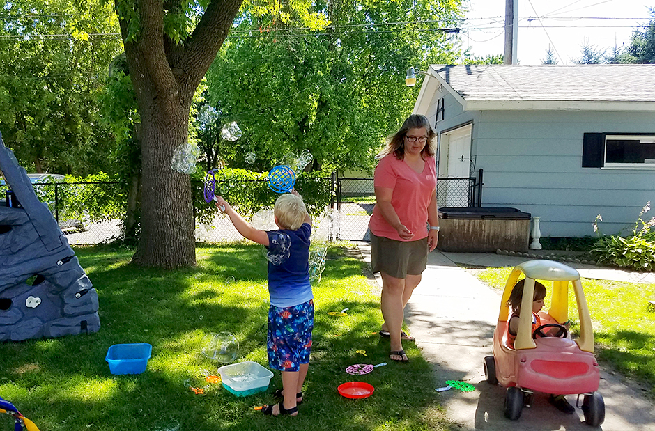 Minnesota got more than half a billion dollars for its child care providers.