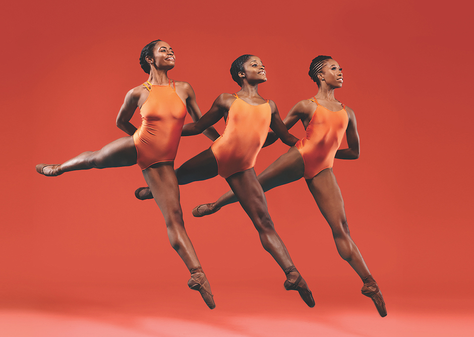 """On Jan. 28, 2022, Dance Theatre of Harlem will present a program that includes """"Higher Ground,"""" a Northrop co-commission set to music by Stevie Wonder."""