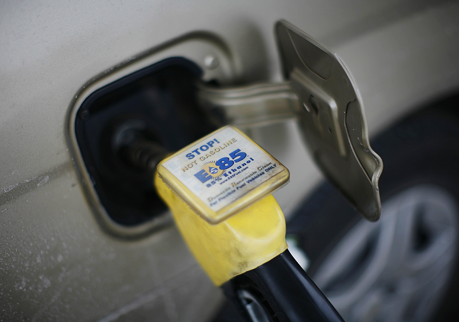 """Brian Jennings, CEO of the American Coalition for Ethanol: """"Since California enacted the Low Carbon Fuel Standard in 2011, demand for E85 has quadrupled and the state is in the process of allowing E15."""""""