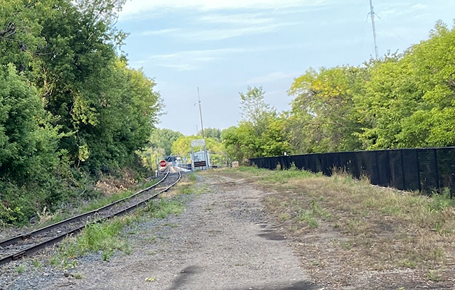 There are many hurdles to the Greenway extension proposal, foremost that the bridge over the Mississippi is currently owned by the Canadian Pacific Railway.