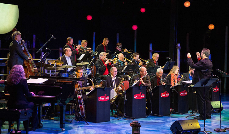 JC Sanford and the JazzMN Orchestra