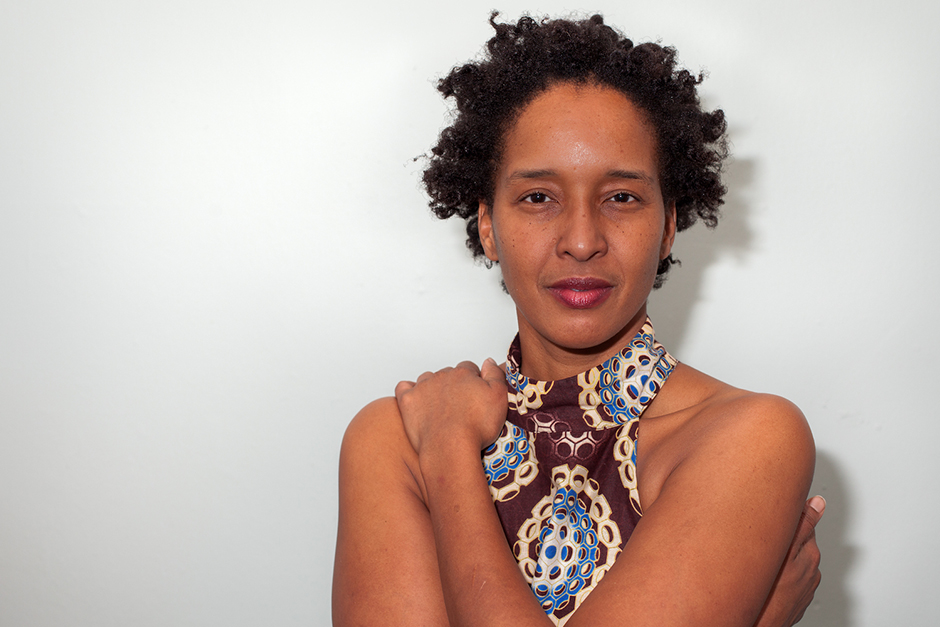 Mankwe Ndosi is a multidisciplinary artist whose practice spans genres and disciplines, from music to theater, dance and public art.