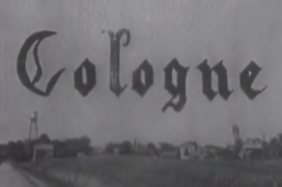 image of title card from cologne film