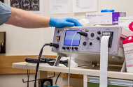 An Electroconvulsive therapy device