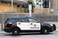 Minneapolis Police Department vehicle