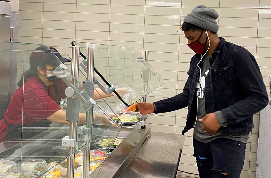 This summer, Richfield Public Schools signed on to the Forward Food Pledge and began rolling out plant-based options in the fall.
