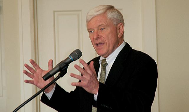 Former State Sen. Roger Moe