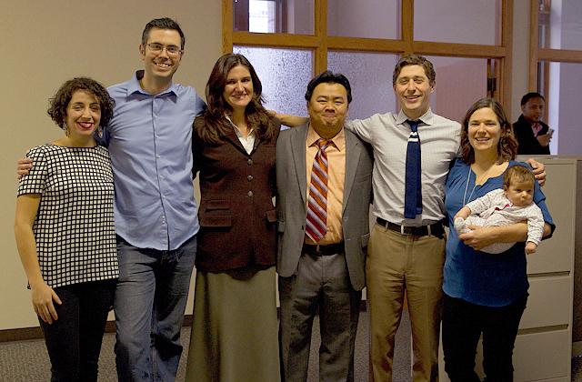 2013 seven new council members