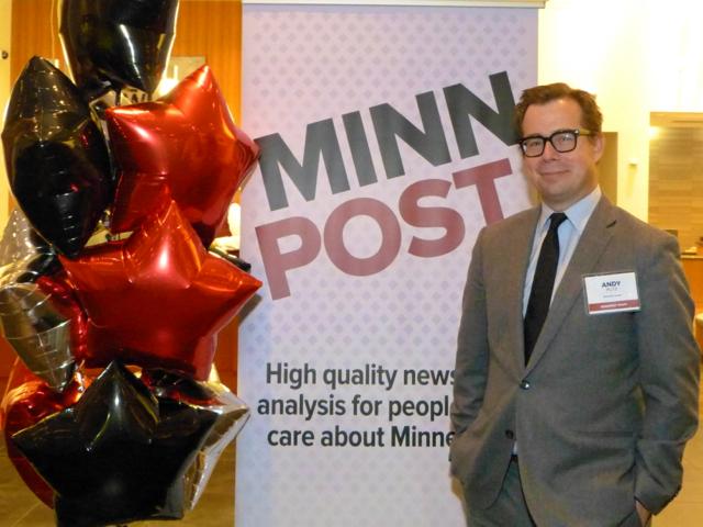 MinnPost executive editor Andrew Putz