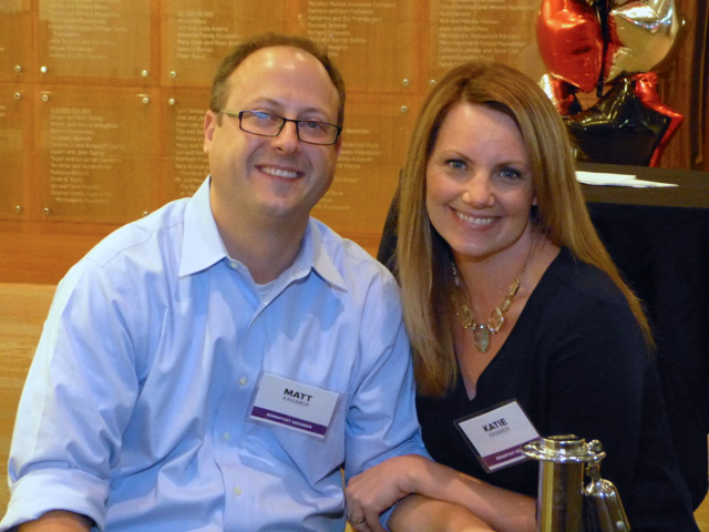 Matt and Katie Kramer