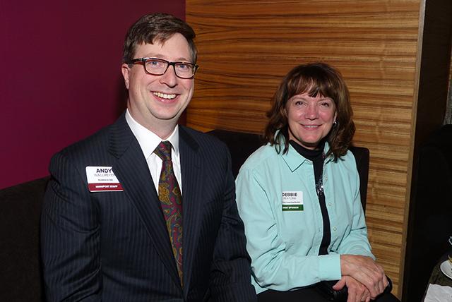 Andrew Wallmeyer, Debbie Irestone