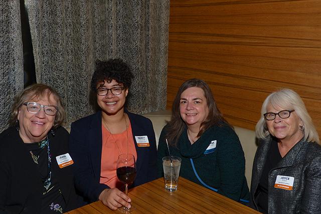 Jeana Aubinger, Nancy Cerkvenik, Donna Cerkvenik and Joyce Shea