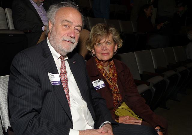 Tom and Marlene Kayser