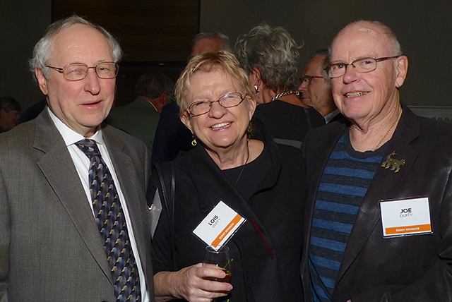 Don Effenberger, Lois and Joe Duffy