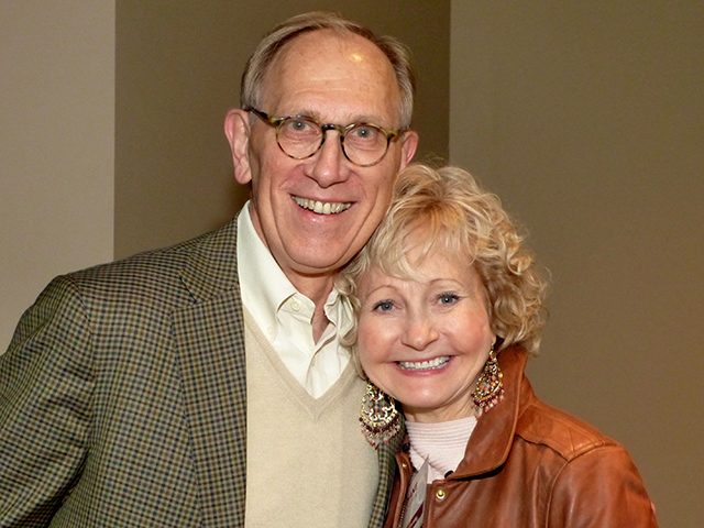 Tony and Diane Hofstede
