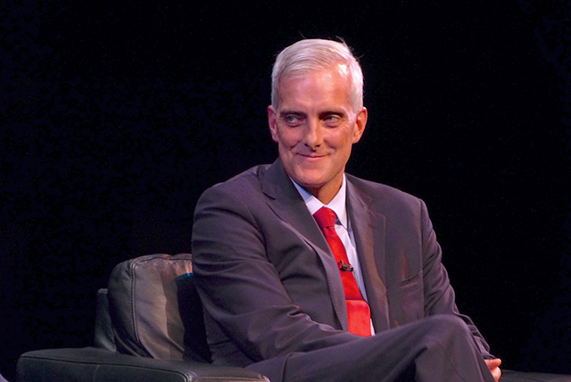 Former White House Chief of Staff Denis McDonough