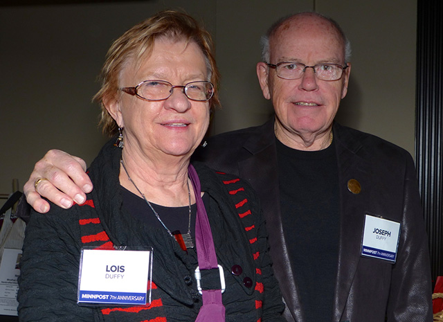 Lois and Joseph Duffy