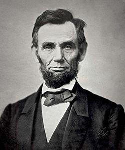 Abraham Lincoln, Nov. 1863