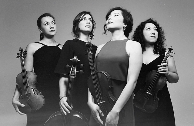 The Aizuri Quartet