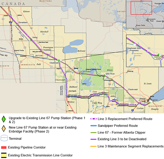 How a Keystone XL-size pipeline project is moving ahead