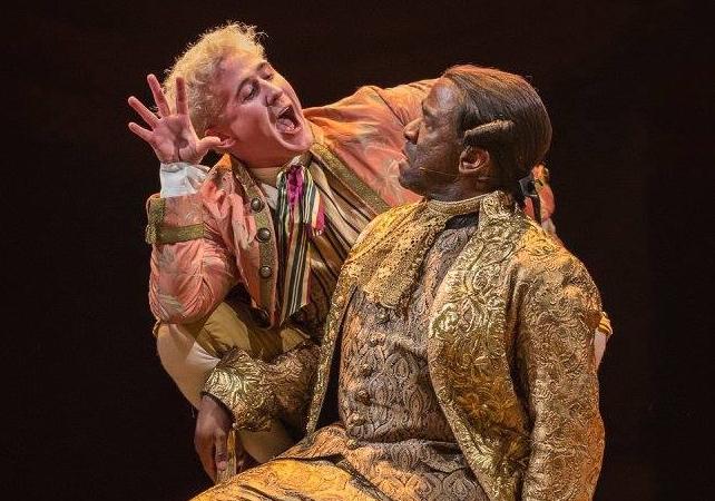 """National Theatre Live: """"Amadeus"""""""