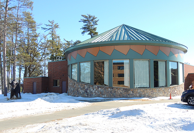 The American Indian Resources Center at Bemidji State University.