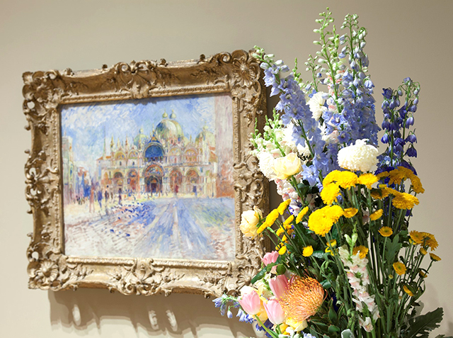 An annual must for lovers of art and flowers