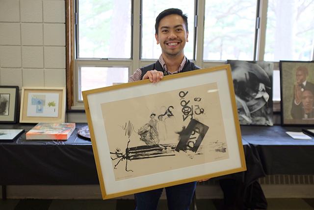 Minneapolis Art Lending Library's Summer Lending Event