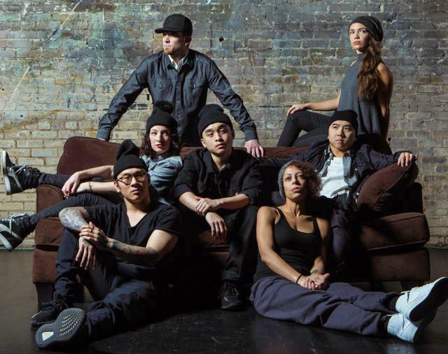 """BRKFST Dance Company performs """"Seconds"""" at the Southern Theater"""