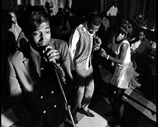 Dancing to the Blazers at the Cozy Bar on Plymouth Avenue in 1968