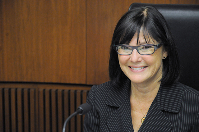 DFL Sen. Terri Bonoff