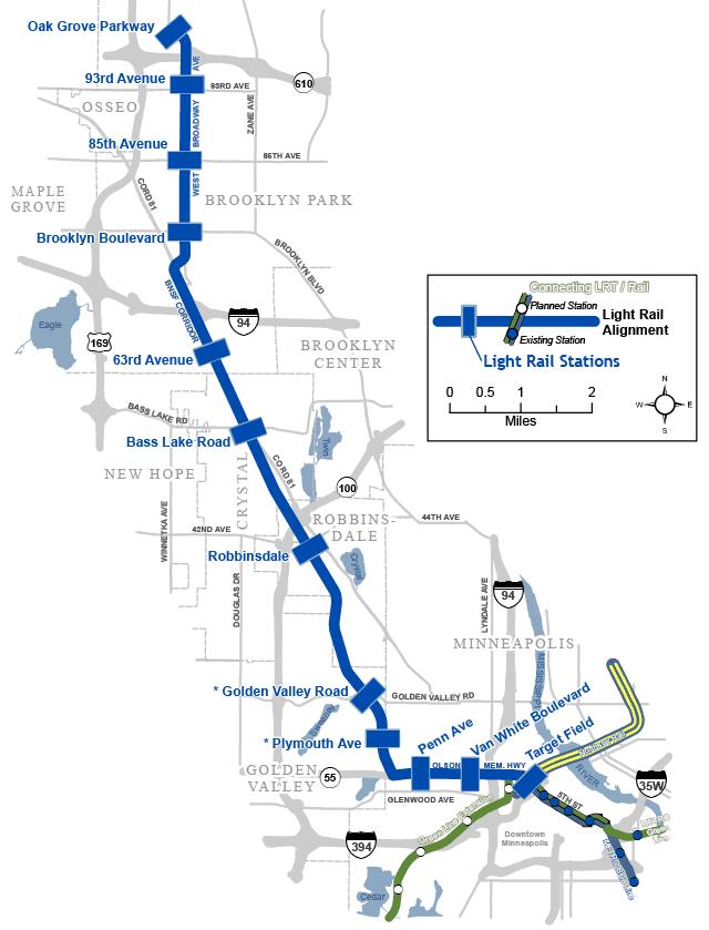 The Bottineau Transitway