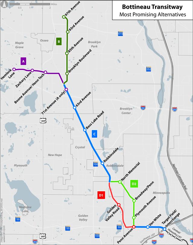 Bottineau Transitway