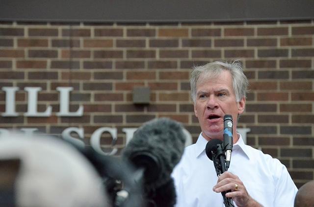 St. Paul Mayor Chris Coleman