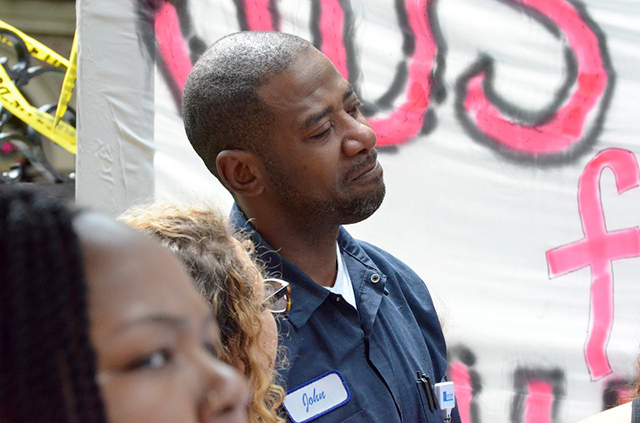 John Thompson worked with Castile for six years in St Paul Public Schools.