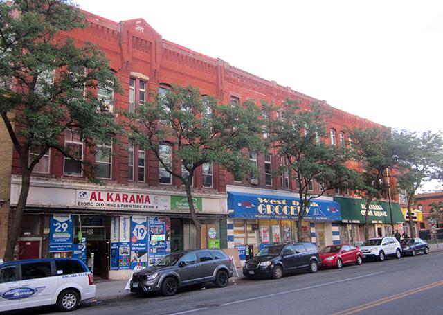 Small businesses in the Cedar-Riverside neighborhood in Minneapolis