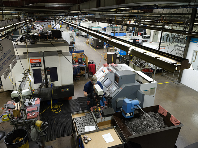 Chandler has been a stable employer, with nearly 100 people working at its plant