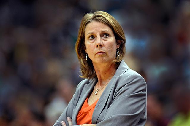 Lynx Coach Cheryl Reeve