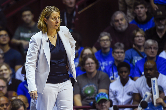 Coach Cheryl Reeve