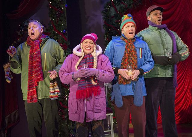 """Theater Latté Da's """"A Christmas Carole Petersen"""""""