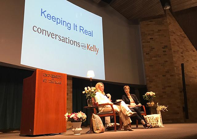 Kelly Grosklags and Judy Erdahl