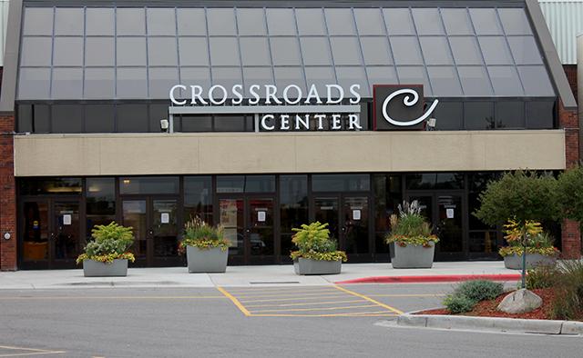 Crossroads Center mall