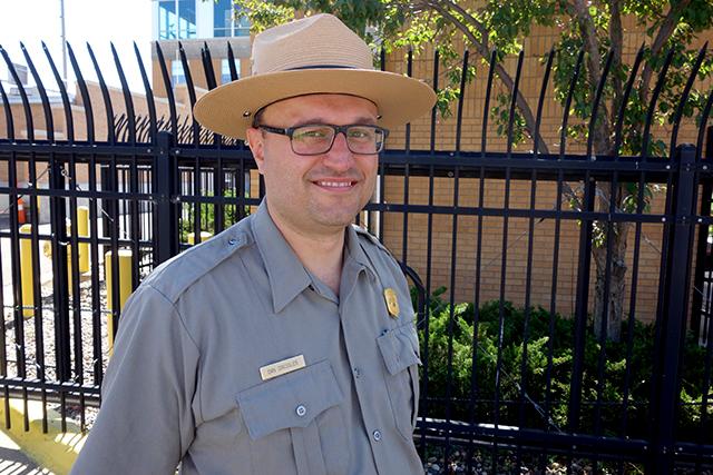 Ranger Dan Dressler