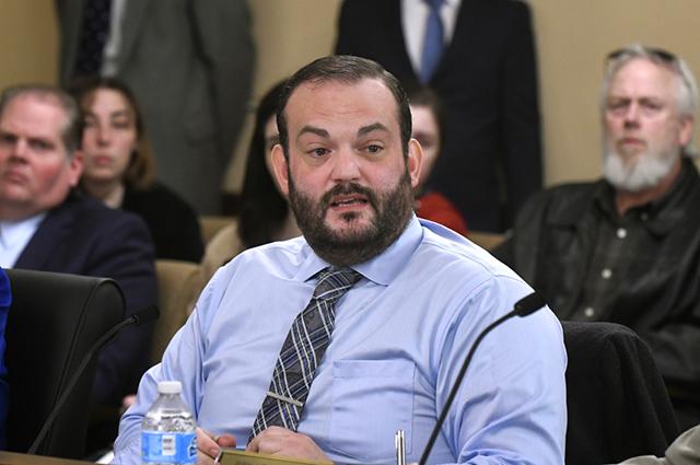 State Sen. Dan Schoen