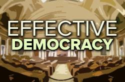 Effective Democracy