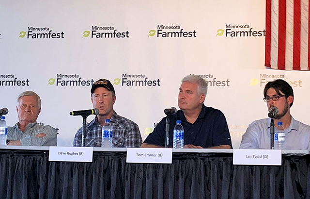 FarmFest House forum