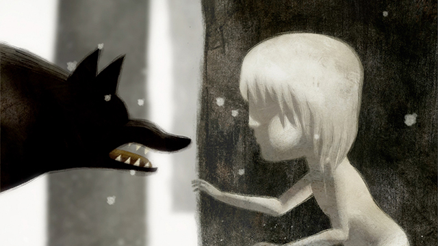 "A still from ""Feral"" by Daniel Souza."