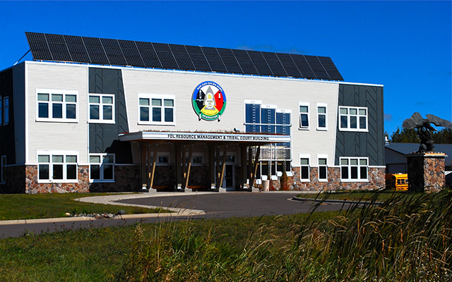 Fond du Lac Resource Management and Tribal Council Building
