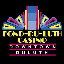 Fond du Luth Casino logo